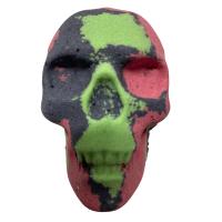 6 x Black, Green and Red Skull Mega Blasters