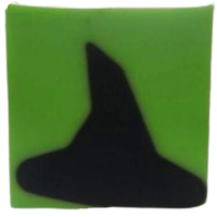 Witches Hat Soap Soap Loaf - 14 Slices