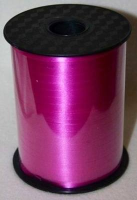 Curling Ribbon - 500m in dark pink