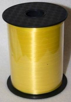 Curling Ribbon - 500m in Yellow