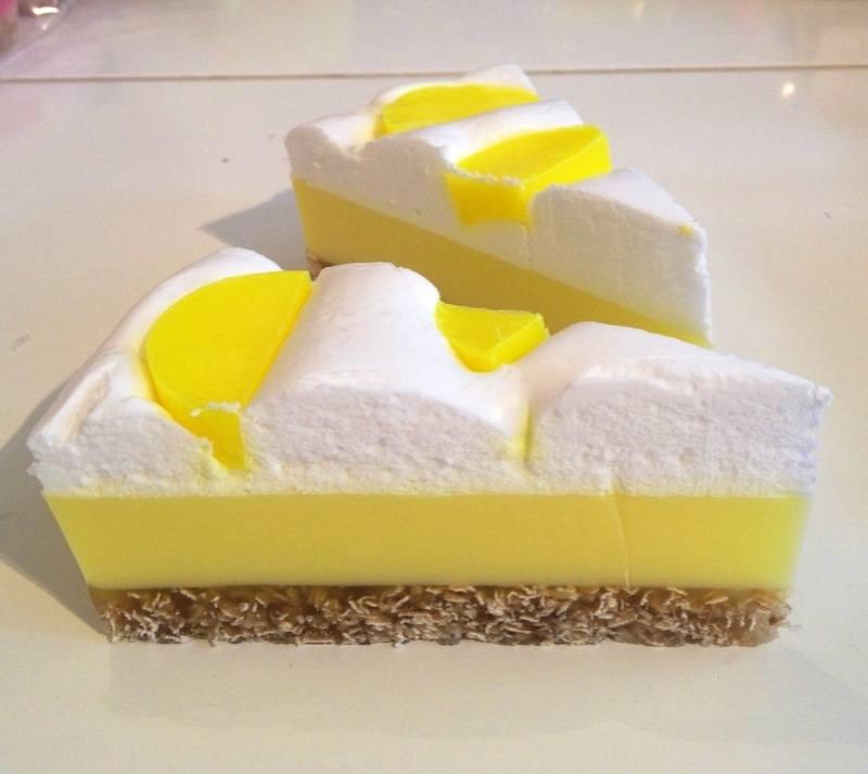 Lemon Bakery Cake