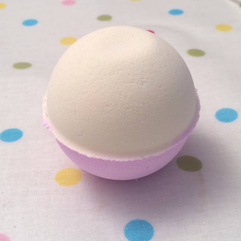 Baby Powder Bathbomb New