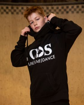 Cornwall Dance School Roll Neck Hoody