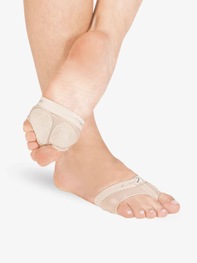 Capezio Foot Thongs - Foot Undeez