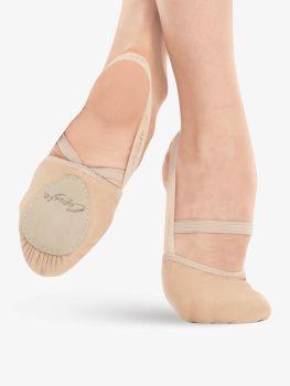 Capezio Canvas Pirouette Shoe