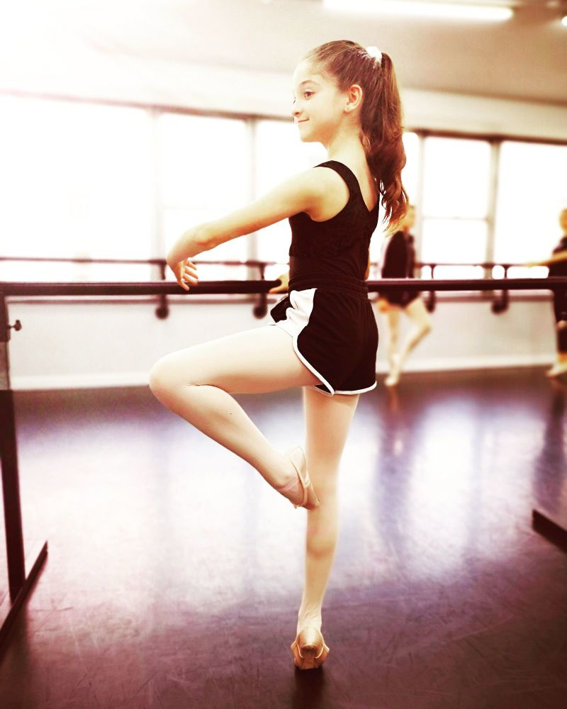 Monday IDTA Grade 2 Ballet Syllabus Class - 4.15-5pm (Approx 8-10yrs)