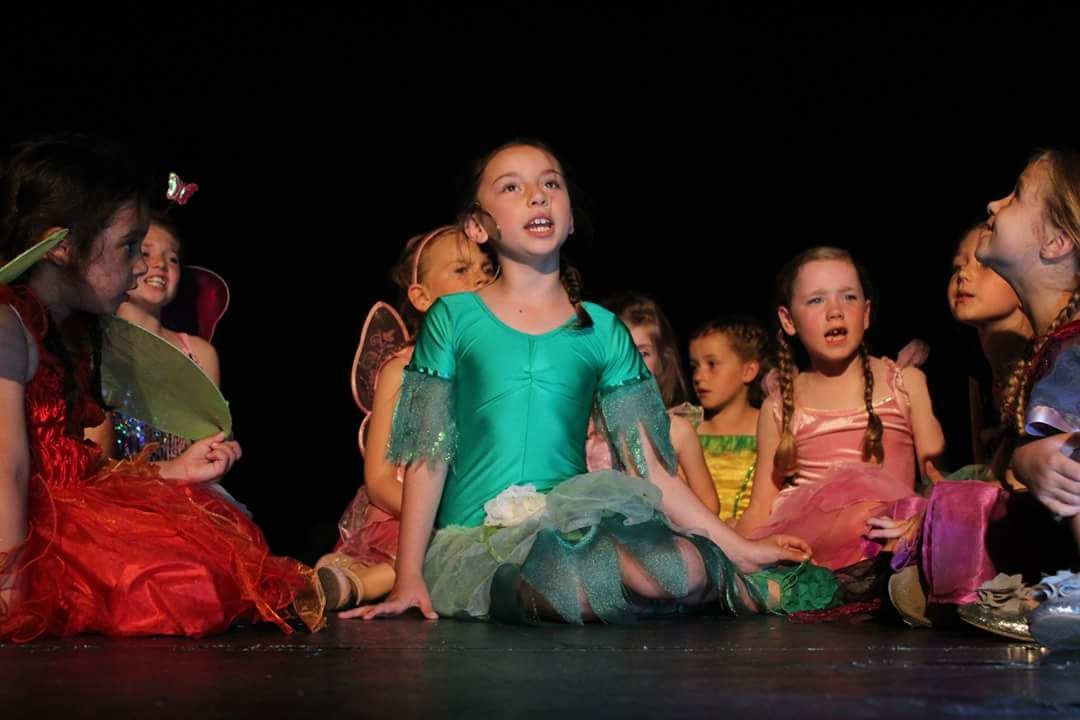 Friday Kids Musical Theatre Class 5-5.45pm (Ages 5-8yrs)