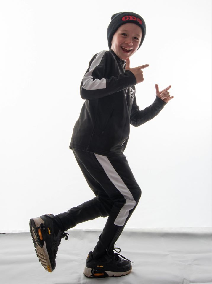 Saturday - Kids Streetdance Class 11.30-12.15pm - (Ages 5-8yrs)