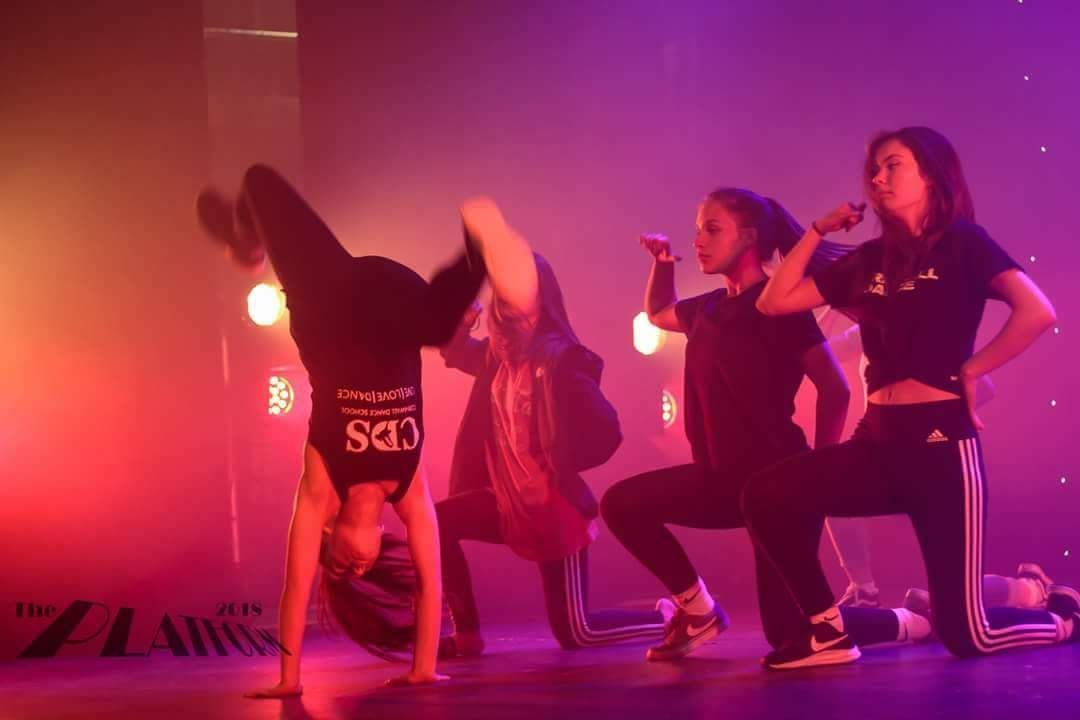 Saturday - Junior Streetdance Class 1.30-2.15pm - (Ages 8-12yrs)