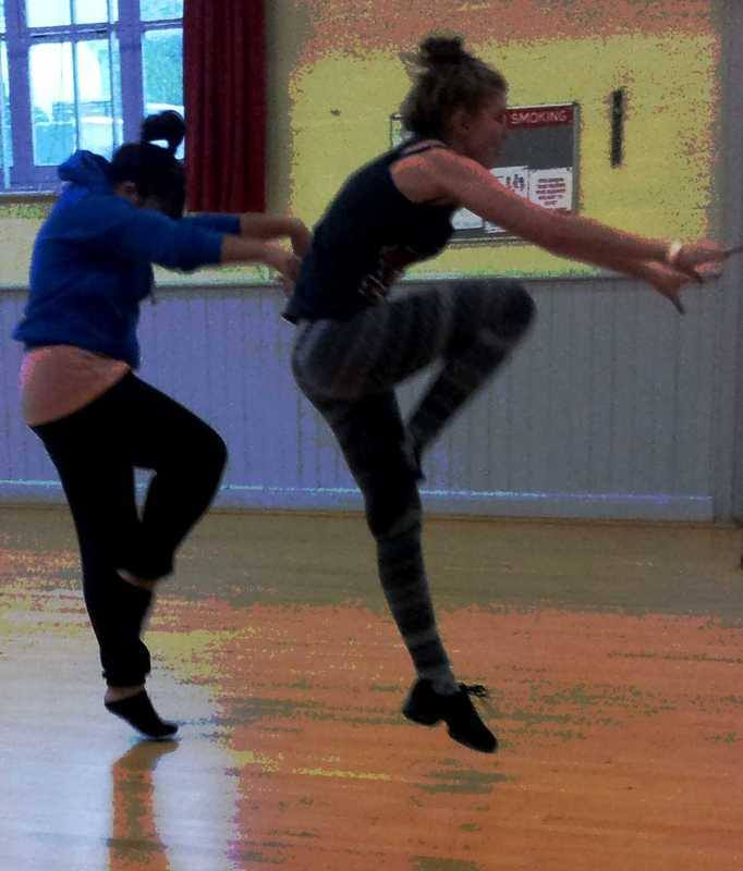 Contemporary Ballet Class Cornwall Truro Newquay Cornwall Dance