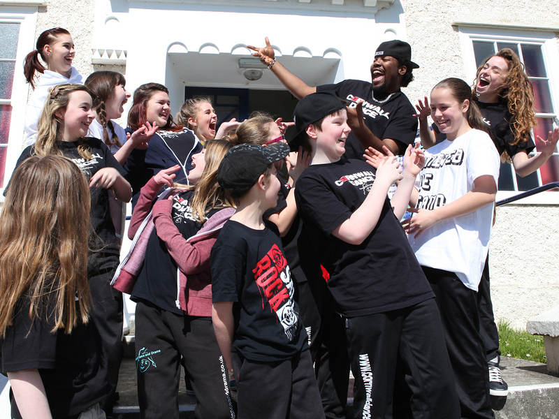 Unity Uk Dance Workshop Cornwall Dance School Class Hiphop Streetdance