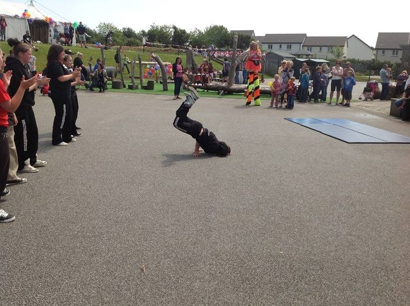 Porthleven fayre dance classes streetdance ballet contemporary