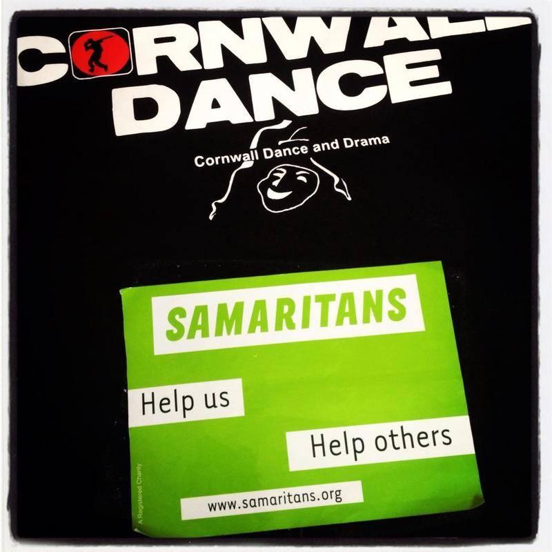 Samaritans Cornwall Dance