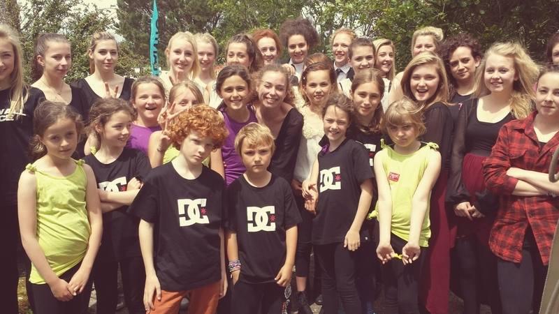 Royal Cornwall Show Cornwall Dance School 1