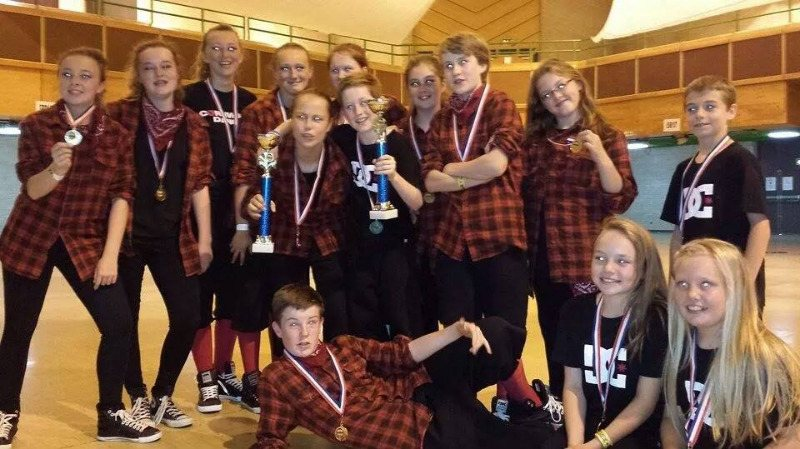 shine dance competition cornwall dance school streetdance