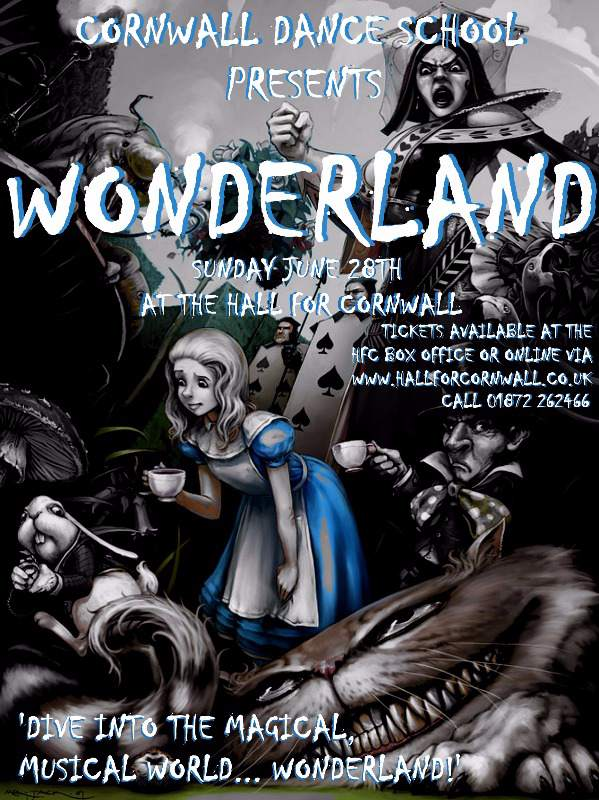 wonderland official poster