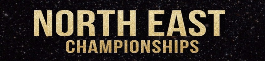 North Eastl Championships 2016, site logo.