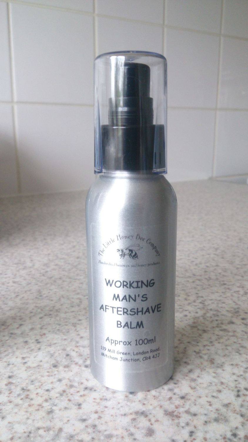 Working Man After Shave Balm