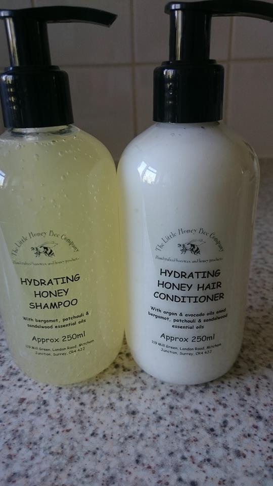 Hydrating Honey Shampoo