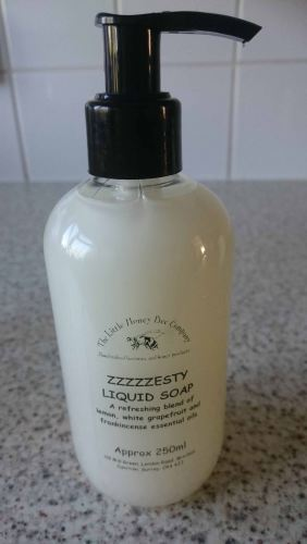 Zzzzzesty Liquid Soap