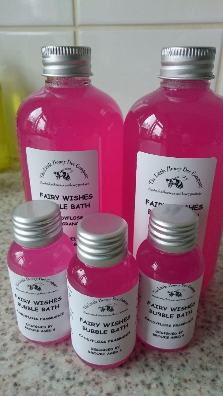 Fairy Wishes Bubble Bath