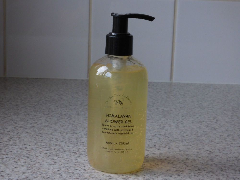 Himalayan Honey Shower Gel