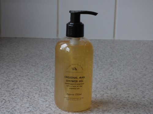 Original Man Shower Gel
