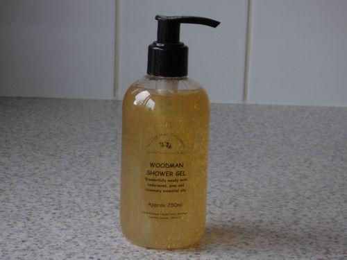 Woodman Shower Gel