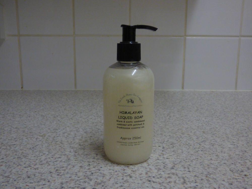 Himalayan Liquid Soap