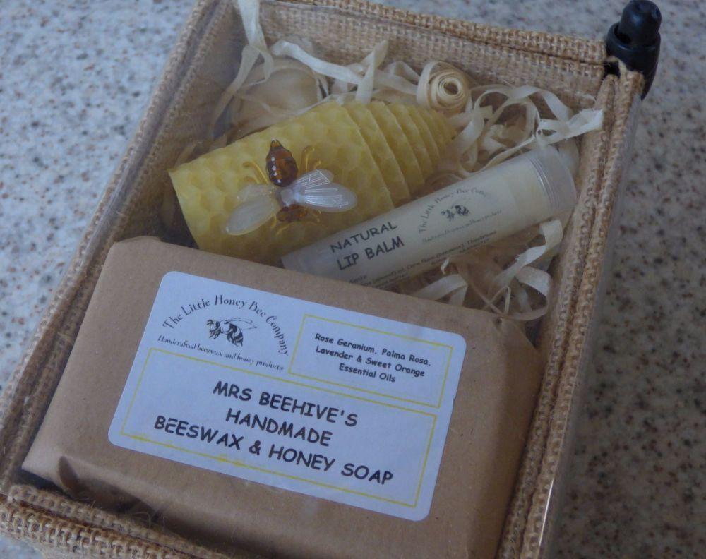 Honey Bee Gift Set