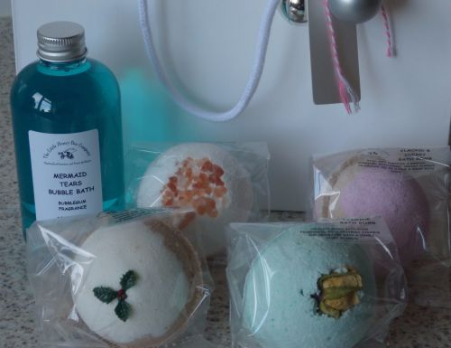 Bath Lovers Gift Bag