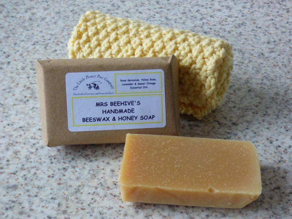 Honey & Beeswax Soaps