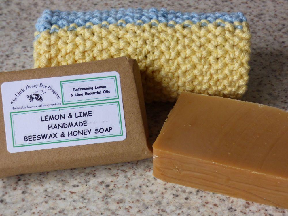 Lemon, Lime & Honey Soap
