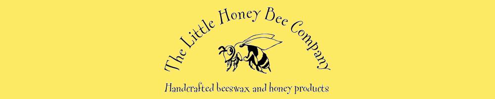 The Little Honey Bee Company, site logo.