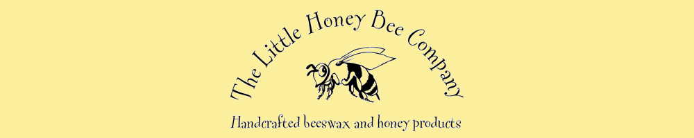 The Little Honey Bee Company, site logo.
