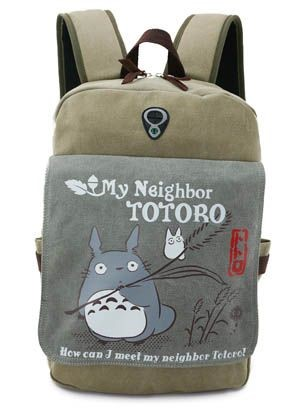 My Neighbor Totoro Rucksack Backpack