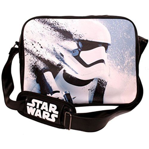 Storm Trooper Star Wars VII The Force Awakens OFFICIAL Shoulder Messenger B
