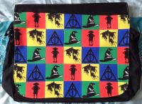 Exclusive: Harry Potter, Deathly Hallows, Dobby, Dementor, Sorting Hat, Pop Art Style Shoulder Bag