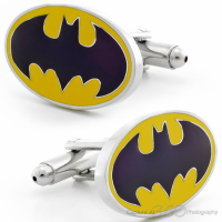 Batman Super Hero DC Cufflinks