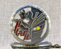 Bleach Anime Pendant Pocket Watch