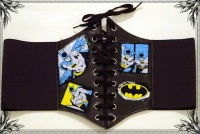 Waist Belt Cinche Batman