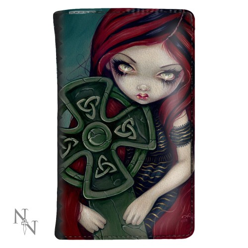 Gothic Cross Strangely Lonely Nemesis Purse