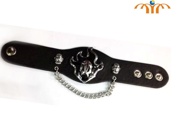 Anime Bleach Leather Bracelet