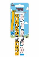 Adventure Time With Finn and Jake, Festival Wristband, Official License
