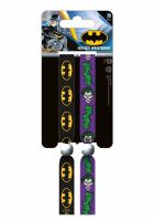Batman and Joker DC Festival Wristband, Offical License