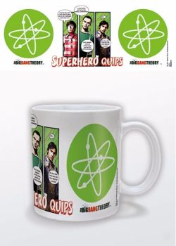 The Big Bang Theory, Sheldon, Raj, Howard, Official License Mug