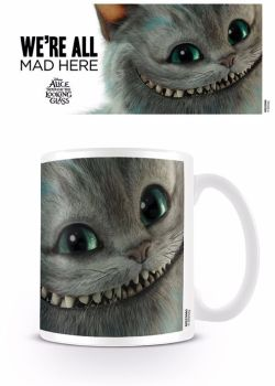 Alice in Wonderland, Cheshire Cat, Official License Mug