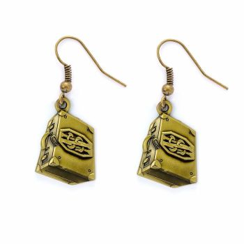 Fantastic Beasts Newt Scamander Suitcase Earrings