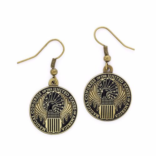 Licensed Fantastic Beasts and Where to Find Them, Magical Congress Earrings
