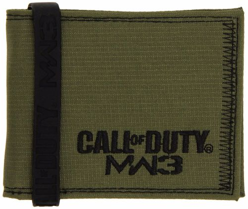 Gaming Call of Duty Modern Warfare 3 (MW3) Bi-Fold Wallet + Wristband, Offi